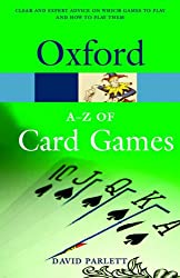 A-Z of Card Games (Oxford Quick Reference)