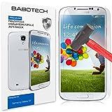 2 x Set BaboTech® Premium Panzerfolie Display Schutzfolie für Samsung Galaxy S4 Klar Extrem Shock-Absorbierend