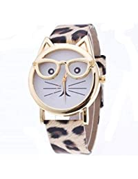 Style Keepers -Cat-Brown-New Arrival Special Collection For Girl's Analogue Watch Woman's Watch Fashion Wrist...