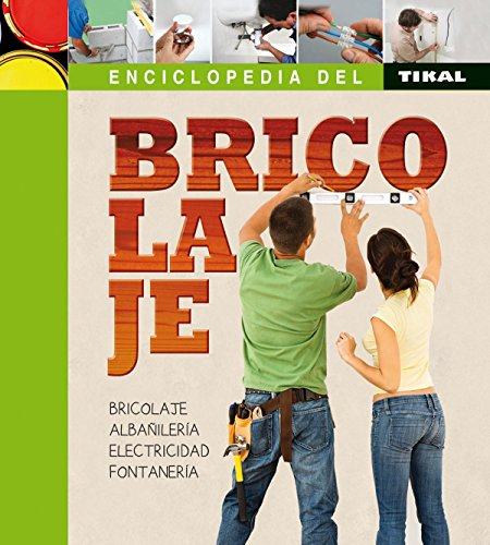 Enciclopedia del bricolaje por Equipo Susaeta