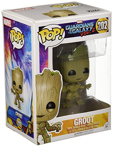 """Funko 13230 Actionfigur """"Guardians O/T Galaxy 2: Groot"""""""