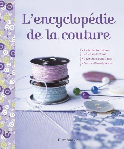 L'encyclopédie de la couture de Alison Smith (9 septembre 2009) Relié
