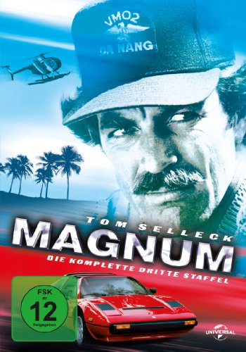 Magnum - Season 3 [6 DVDs] -