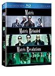 Pack Matrix en Bluray