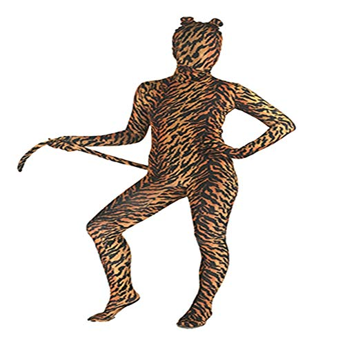 SK Studio Kinder Body Kostüm Childs Fancy Dress Costume Suit Tiger Halloween Kostüme Body Tiger Kids - Childs Tiger Kostüm