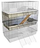 Expansion pack for Rabbit/Guinea Pig Cage Grenada 120