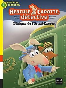 """Afficher """"Hercule Carotte, détective n° 3 L'Énigme de l'Orient-Express"""""""