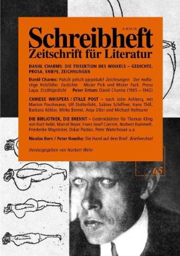 Schreibheft, 65: Zeitschrift für Literatur