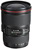 Canon 16-35 mm f/4 EF L IS USM Lens