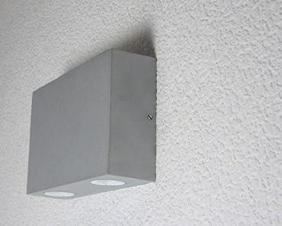 Heitronic Led Wandleuchte Milo 2 Tageslichtweiß von HEITRONIC auf Lampenhans.de