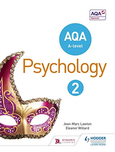 AQA A-level Psychology Book 2 for sale  Delivered anywhere in UK