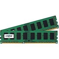 Crucial RAM Kit 8 GB (2x4 GB), DDR3L, 1600 MT/s, 1.35 V, PC3-12800, UDIMM