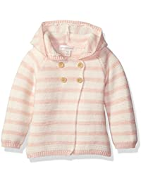 Pumpkin Patch Baby Hooded Stripe Cardi