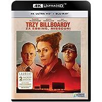 3 Billboards: Les panneaux de la vengeance [Blu-Ray 4K]+