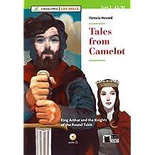 Tales from Camelot. Buch + Audio-CD: King Arthur and the Knights of the Round Table. Englische Lektüre für das 2., 3. und 4. Lernjahr