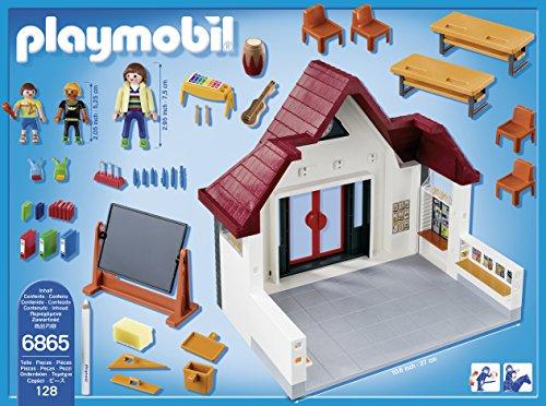 Playmobil Colegio   Colegio (6865)