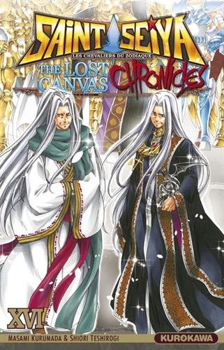Saint Seiya - Les Chevaliers du Zodiaque - The Lost Canvas - La Lgende d'Hads - Chronicles - tome 16 (16)