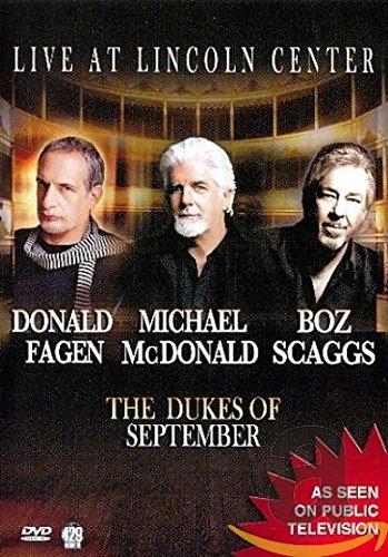 Bild von The Dukes of September - Live at Lincoln Center
