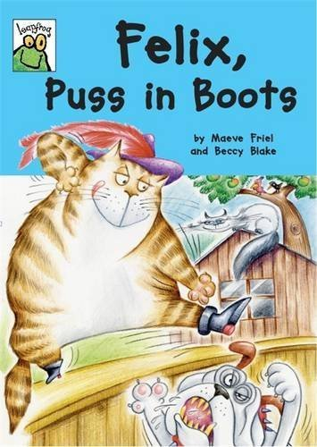Felix, Puss in Boots (Leapfrog) by Maeve Friel (2014-03-13)