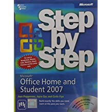 Microsoft Office Home and Student 2007: Step by Step