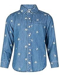 Mini A Ture - T-Shirt à manches longues - Garçon bleu bleu