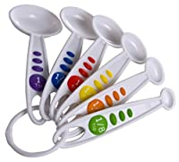 Curious Chef 6-Piece Measuring Spoon Set