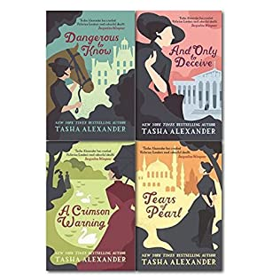 book cover of A Lady Emily Mystery Series Collection 4 Books Set