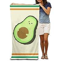 Aguacate bebé 2adultos Piscina toalla 80x 130cm