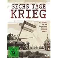 Sechs Tage Krieg (Book-Pak)