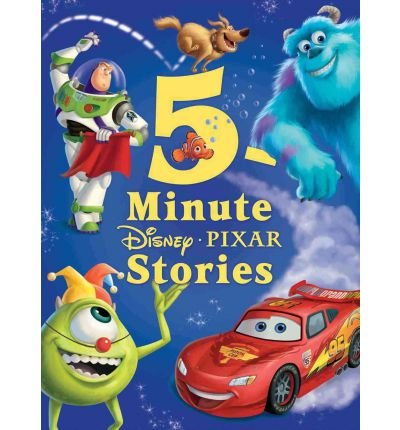 [( 5-Minute Disney/Pixar Stories )] [by: Disney Press] [Jul-2012]
