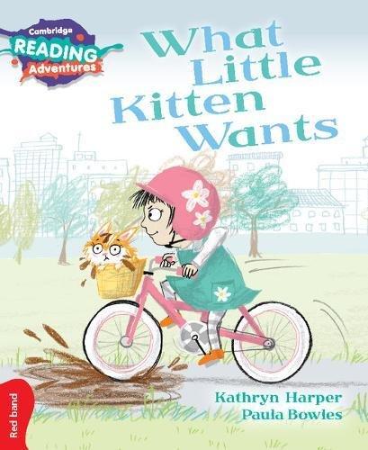 What Little Kitten wants