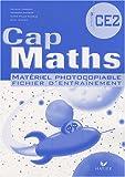 Image de Cap Maths CE2 : Matériel photocopiable fichier d'entraînement