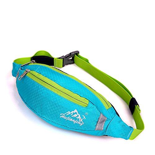 Pocket Damen Mini-Bewegung/ outdoor-Freizeit-Taschen/Ausgeführten Handy-Pakete/Ultralight Ausrüstung Taschen für einen Marathon P