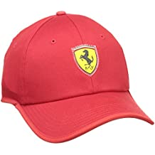 Puma Ferrari diseño flowback Cap (052897), Hombre, Rosso Corsa, talla única
