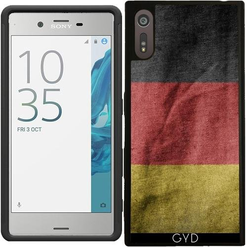 silicone-case-for-sony-xperia-xz-germany-flag-berlin-by-wonderfuldreampicture