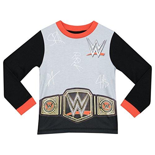 416a9dcc9417b1 Preiswert WWE Jungen World Wrestling Entertainment Schlafanzug 134 ...