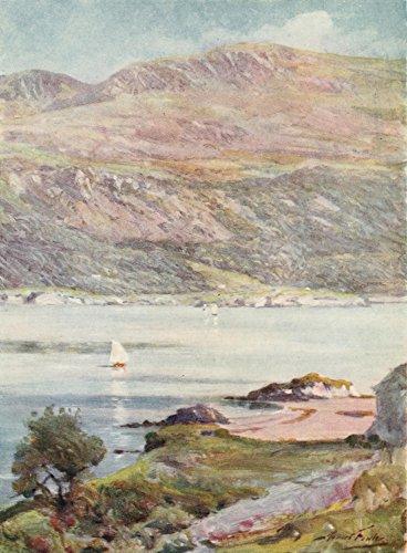 Fowlers Bay (The Poster Corp Robert Fowler - Wales 1911 Cardigan Bay Kunstdruck (60,96 x 91,44 cm))