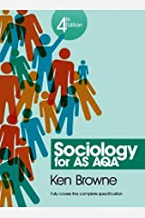 Sociology for AS AQA by Ken Browne (2013-04-29) Mass Market Paperback