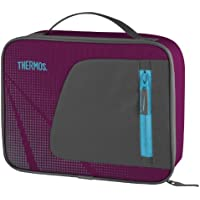 Thermos 148890 Radiance Standard Lunch KIT Pink Tissu, Turquoise