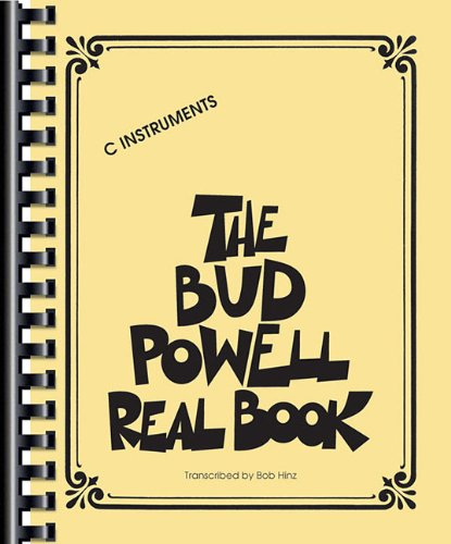 The Bud Powell Real Book Instruments en Do