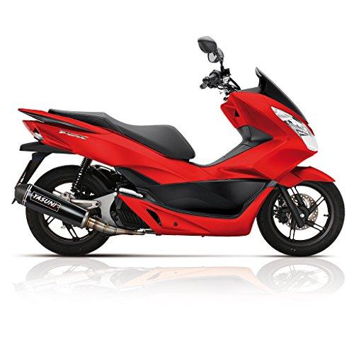Escape Yasuni máxima de scooter 4T Black Carbon Honda PCX 125jf47SH jf41