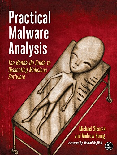 Practical Malware Analysis: The Hands-On Guide to Dissecting Malicious Software por Michael Sikorski