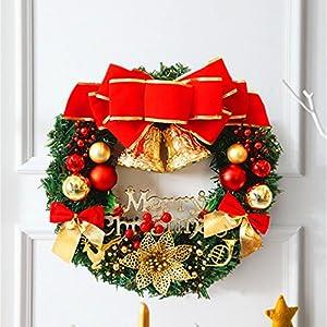 New Door and Window Christmas Wreath