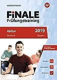FiNALE Prüfungstraining Abitur Bayern: Deutsch 2019 - Harald Fischmann