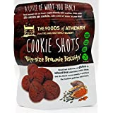 The Foods of Athenry - Cookie Shots - Bite-size Brownie Biscuits - 120g