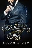 Billionaire's Kiss (Never Never Man Series Book 3)