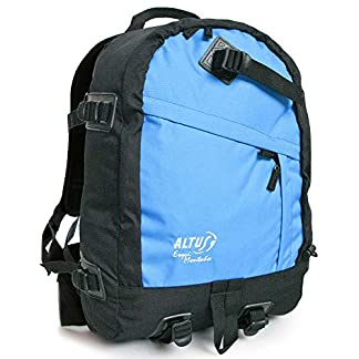 513MwHNMfxL. SS324  - Altus Esqui Montaña Negro Azul Turquesa