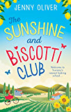 The Sunshine And Biscotti Club: The feel-good summer read for 2016!