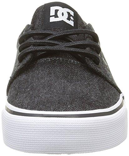 DC Shoes  Trase TX LE, Sneakers basses homme Noir (Oub)