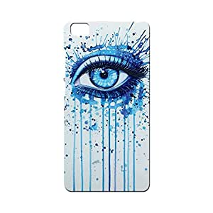 BLUEDIO Designer Printed Back case cover for Coolpad Note 3 - G0674